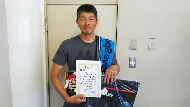 �D45男子S優勝 多田英司.JPG