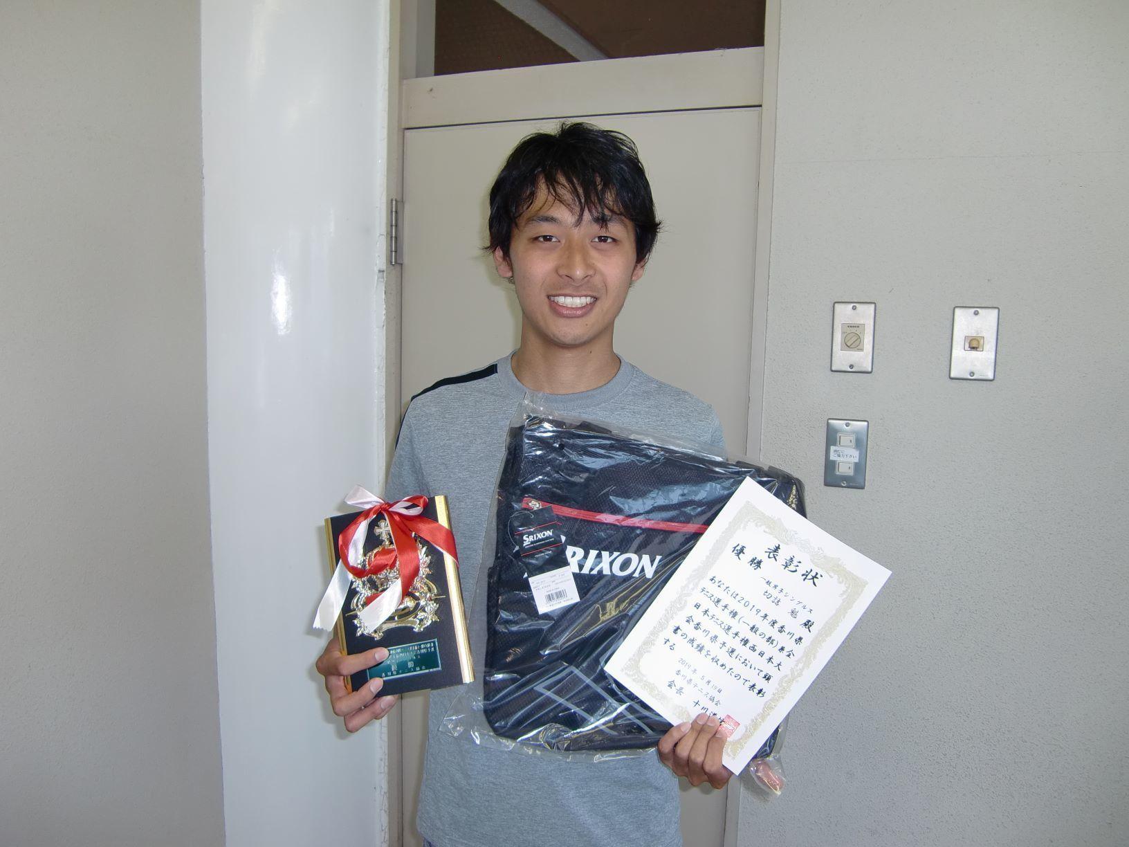 一般男子S優勝 切詰魁.JPG