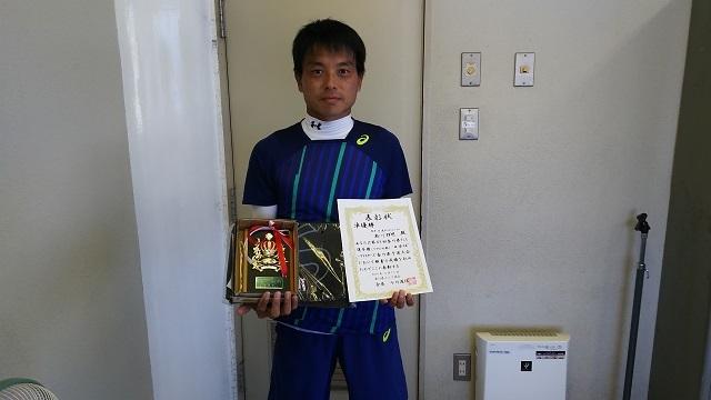 �C40男子S準優勝 松川輝明.JPG