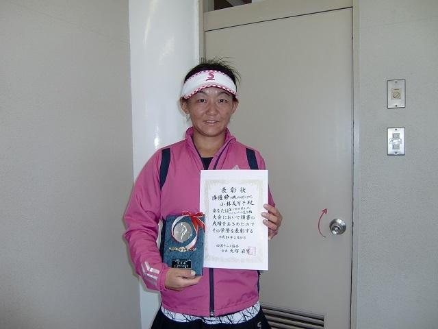 女45歳S準優勝 小林美智子.JPG