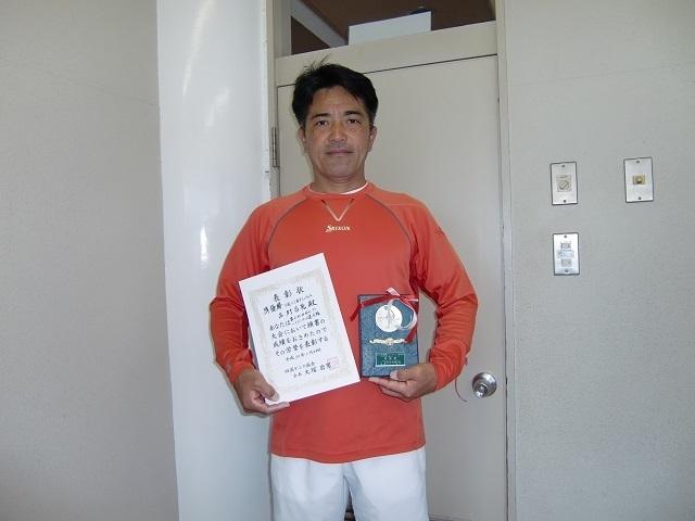 男50歳S準優勝 西村昌晃.JPG