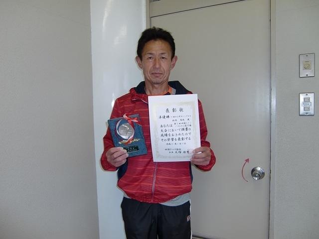 男55歳S準優勝 松本哲也.JPG