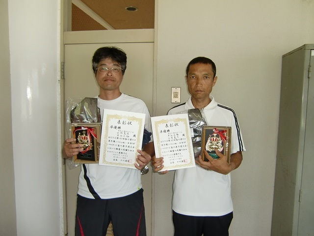 男子45歳以上D 準優勝 中山・山崎.JPG